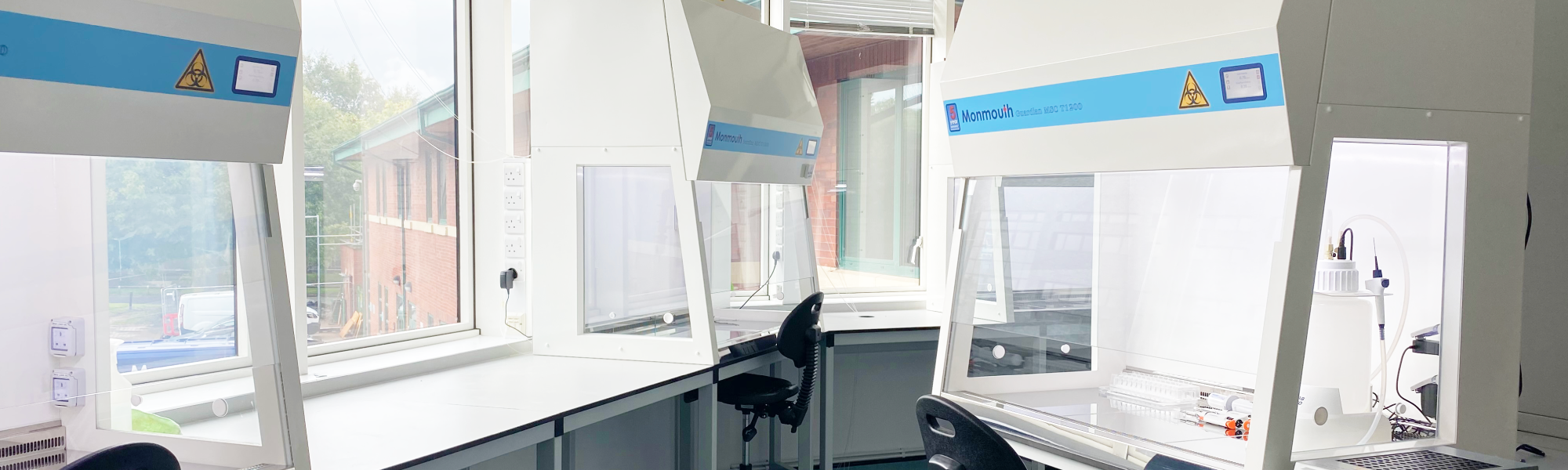 Monmouth Scientific | Class 2 Biological Safety Cabinet