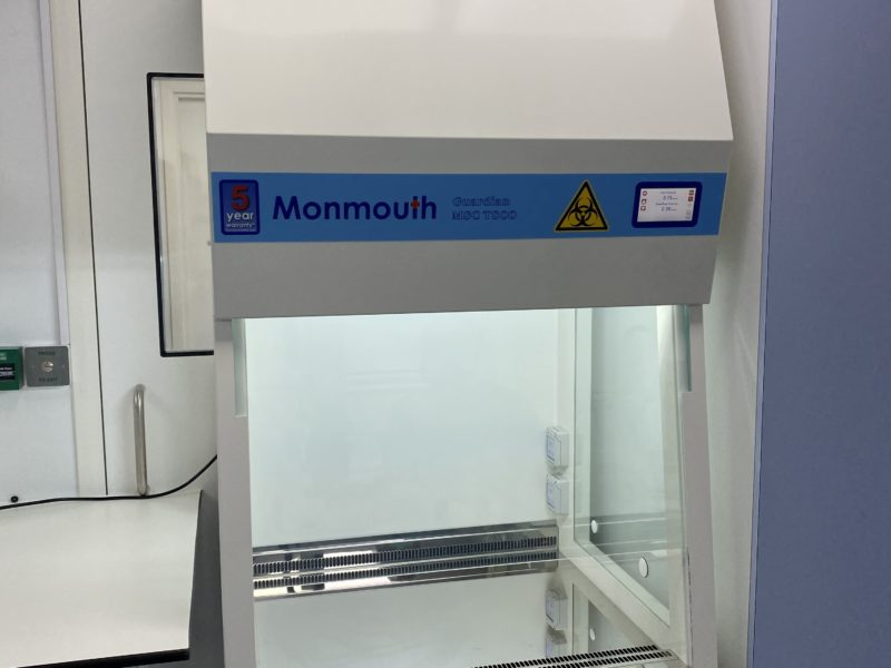 Monmouth Scientific   Class 2 BioSafety Cabinet   Orchid Cellmark