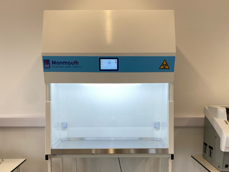 Monmouth Scientific | Products | Biological Safety Class 1