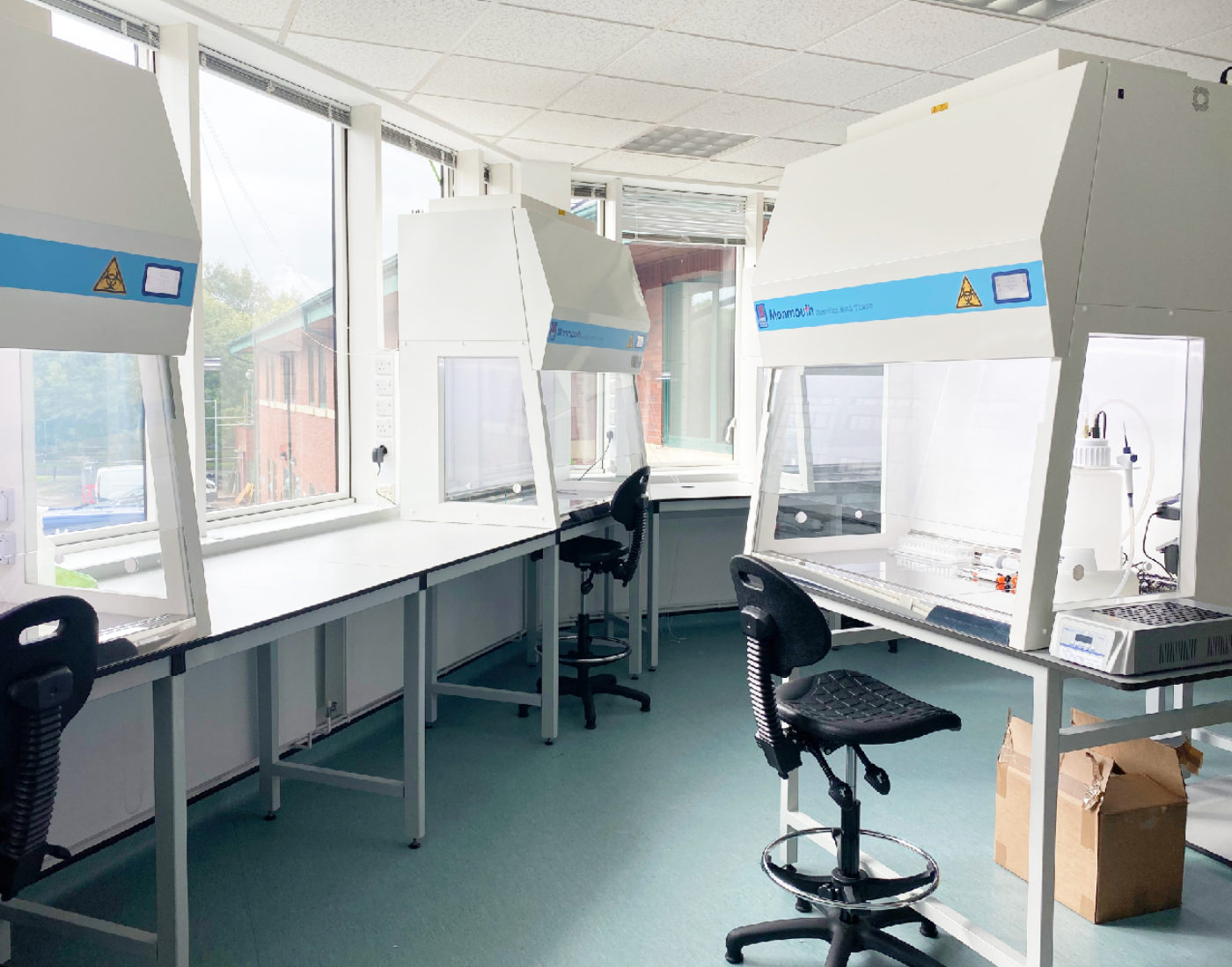 Monmouth Scientific   Products   Class 2 Biological Safety Cabinet