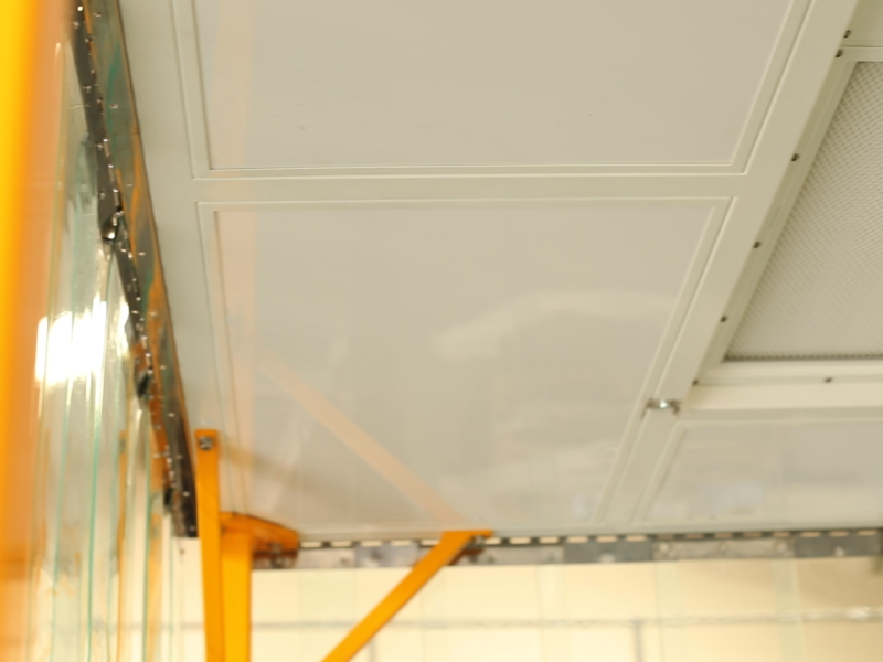 Monmouth Scientific | Flexible Wall Cleanrooms