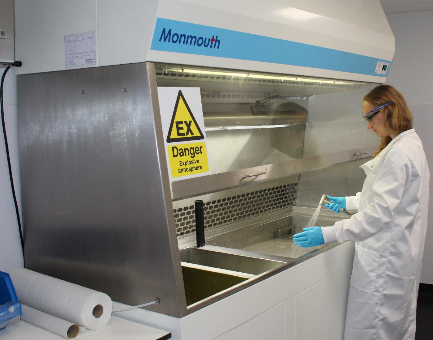 Monmouth Scientific   Case Studies   Essex Police