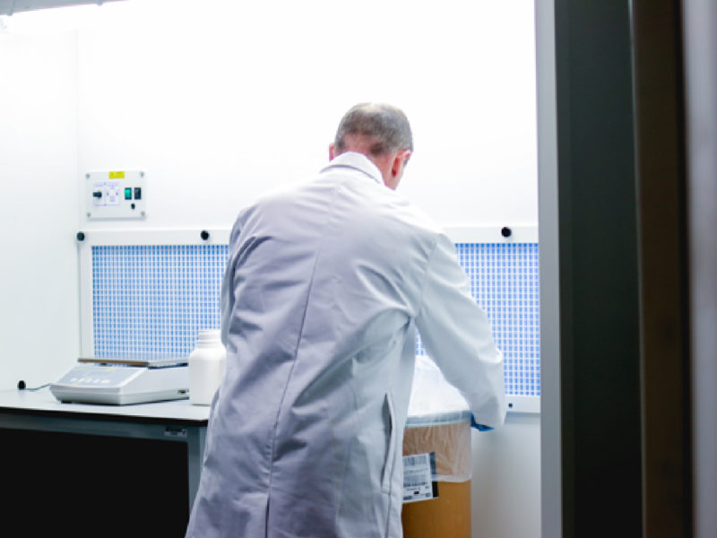 Monmouth Scientific | Case Studies | Glentham Life Sciences