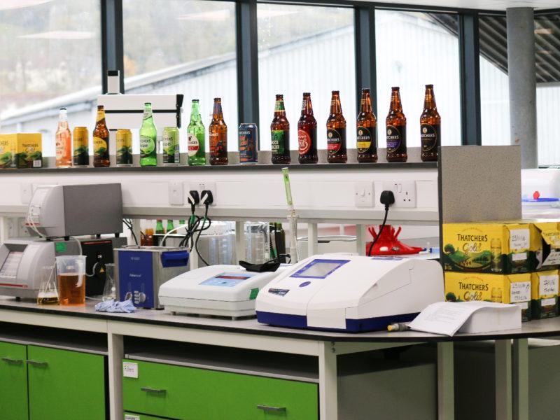 Monmouth Scientific   Case Studies   Thatchers Cider