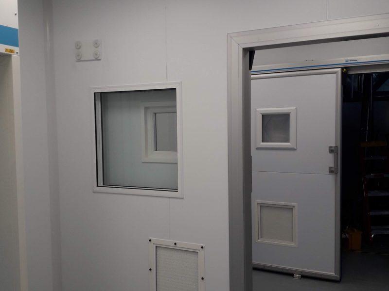 Monmouth Scientific   PIR Cleanroom   Haydale