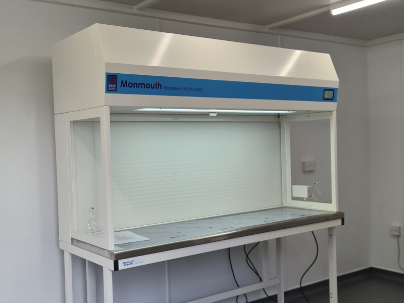 Monmouth Scientific   Products   Horizontal Laminar Flow