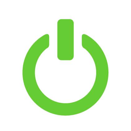 Icons-Eco Mode