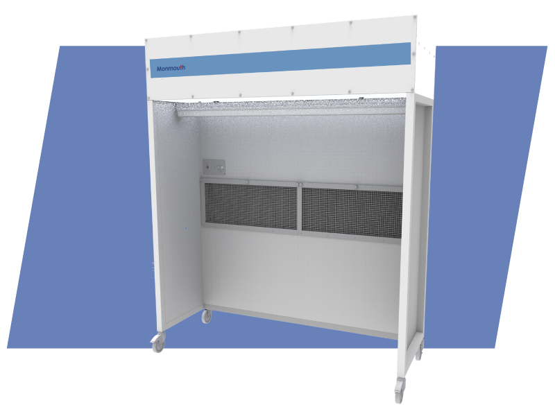 Monmouth-Scientific - Products_Circulaire Containment Booth