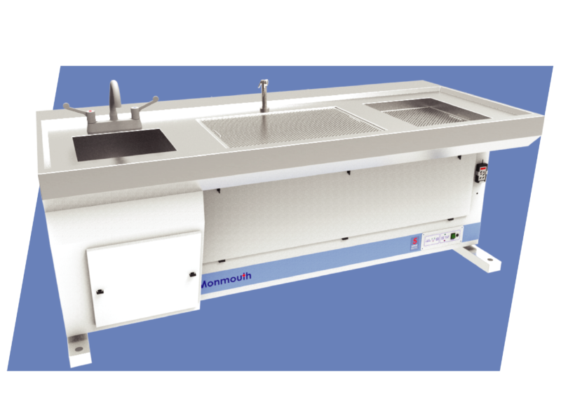 Monmouth Scientific - Products_Circulaire Downflow Bench