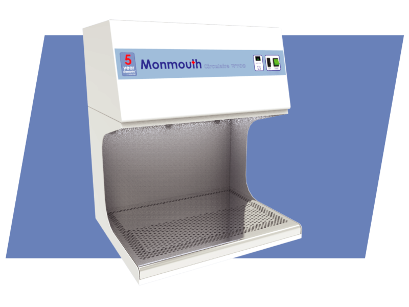 Monmouth Scientific - Products_Circulaire Downflow Station