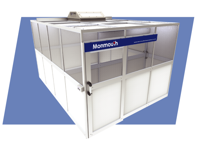 Monmouth Scientific - Products_Modular Cleanroom