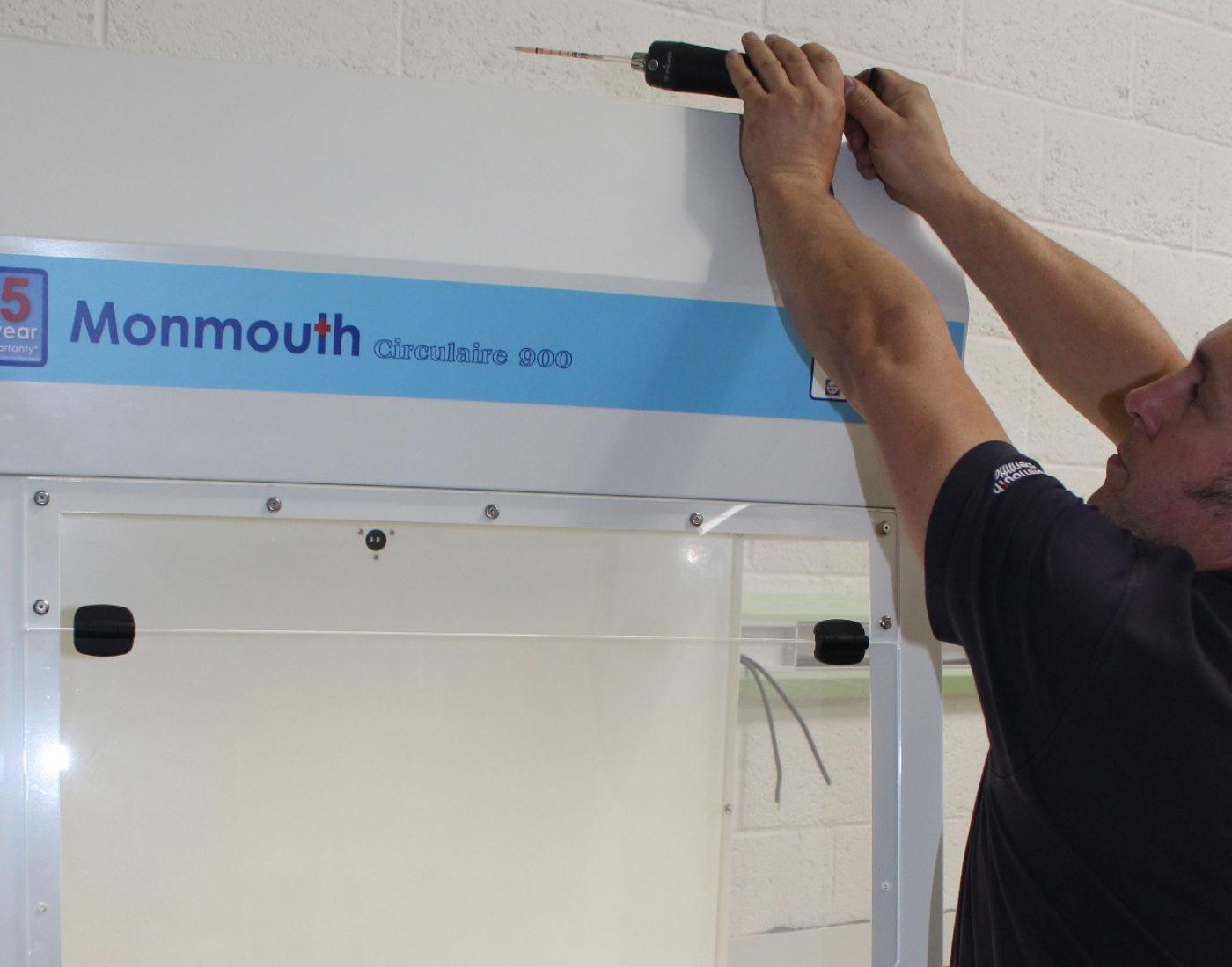 Monmouth Scientific | Service & Maintenance | Fume Cupboard