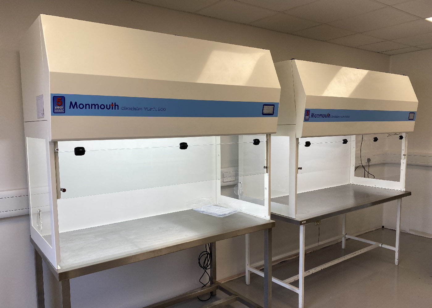 Monmouth Scientific   Products   Laminar Flow