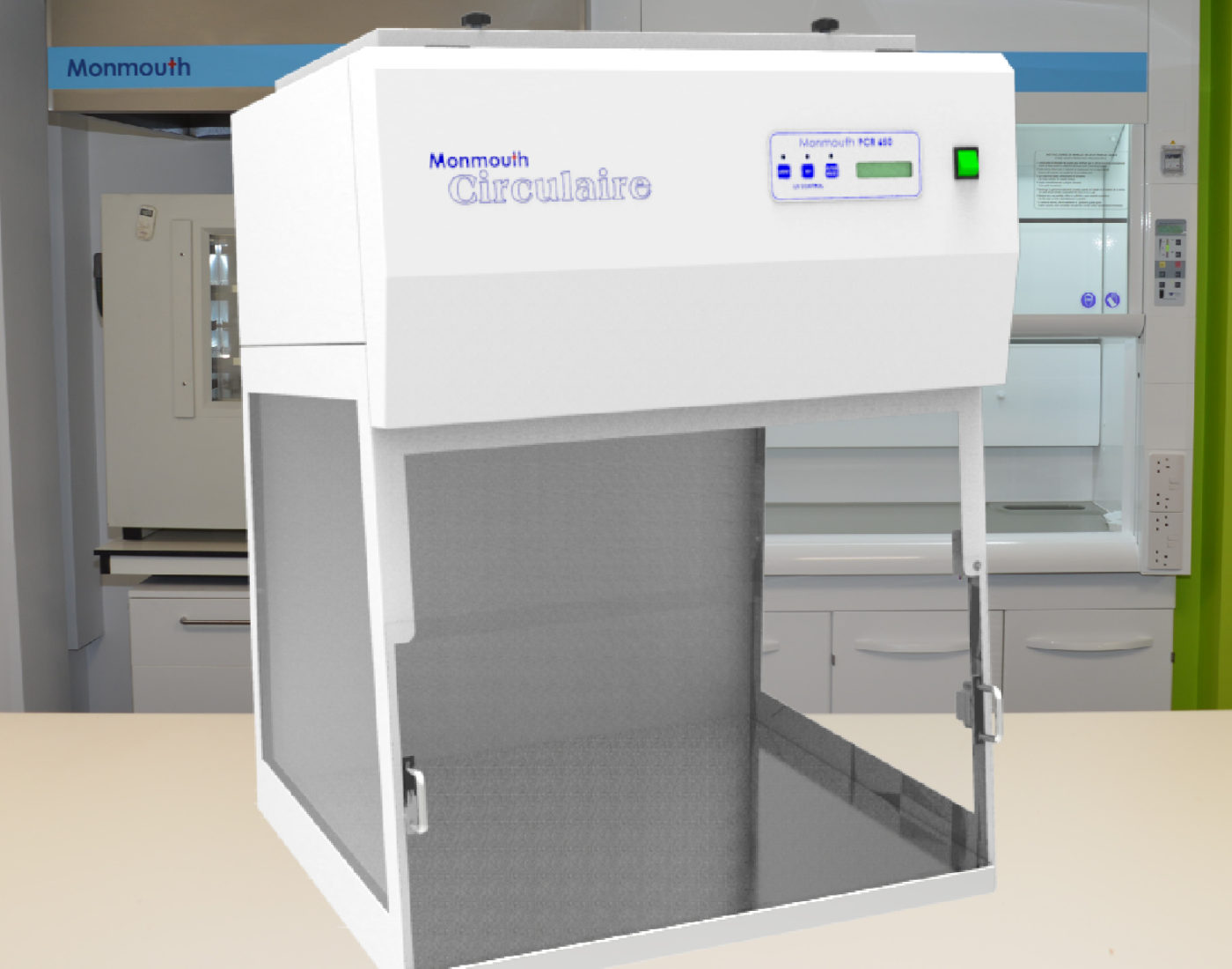 Monmouth Scientific | Products | PCR Cabinet