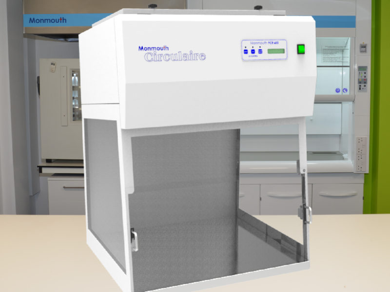 Monmouth Scientific   Products   PCR Cabinet