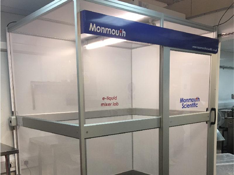 Monmouth Scientific   Products   E-Liquid Mixer Lab