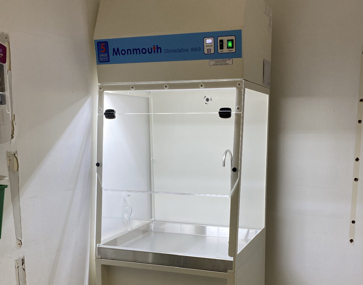Monmouth Scientific   Products   Fume Containment