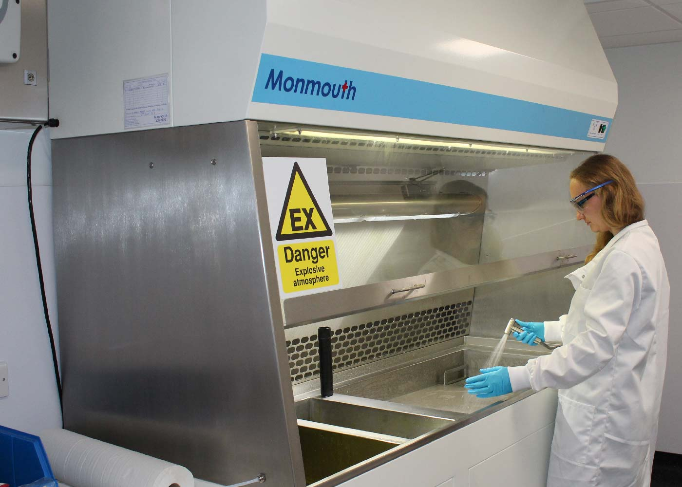 Monmouth Scientific   Sector   Forensics
