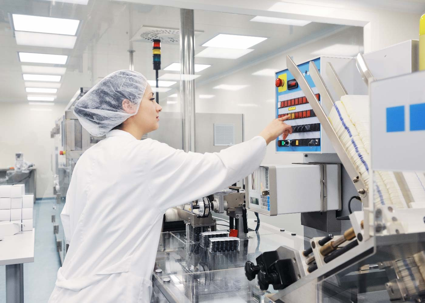 Monmouth Scientific | Sector | Manufacturing